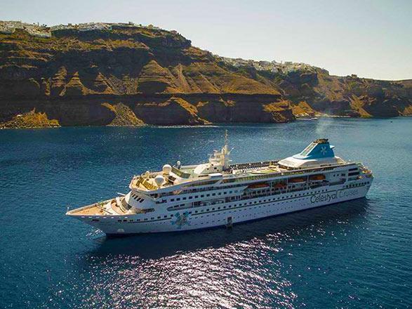 Crucero Celestyal Nefeli