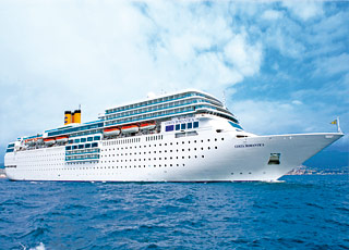 Crucero Costa  neoRomantica