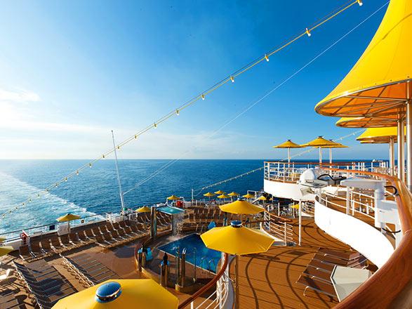 Crucero Costa Favolosa