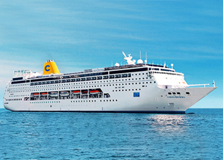 Crucero Costa neoRiviera