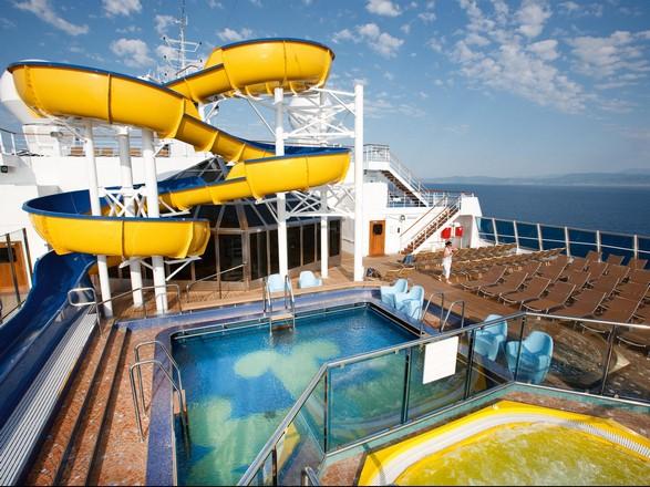 Crucero Costa Pacifica