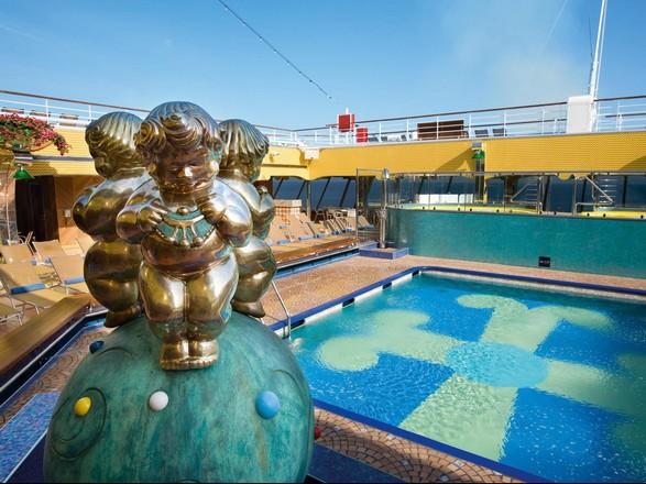 Baño Turco La Serena:Crucero Fantasía de Verano, Italia, Francia, Baleares – 8 días