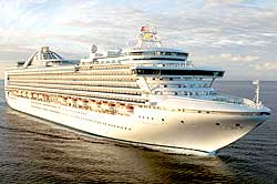 Crucero Crown Princess