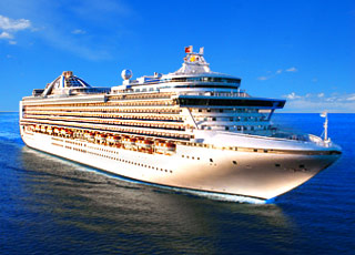 Crucero Emerald Princess