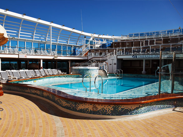 Foto Emerald Princess