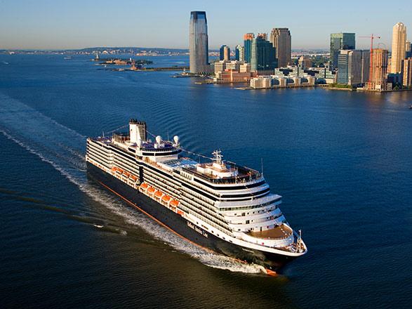 Crucero MS Eurodam