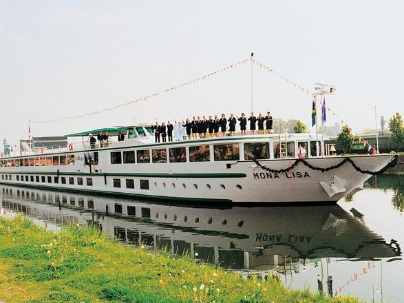 Cruceros a bordo del MS Mona Lisa (ou similaire)