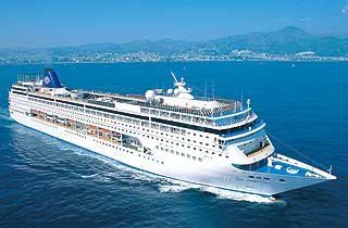 Crucero MSC Armonia