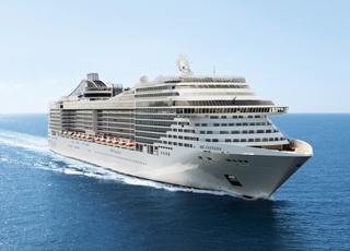 Crucero MSC Fantasia
