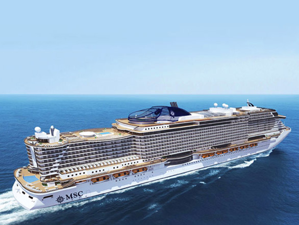 Crucero MSC Seaside