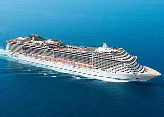 Crucero MSC Splendida