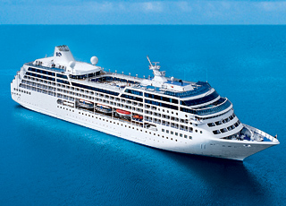 Crucero Ocean Princess