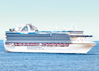 Crucero Ruby Princess