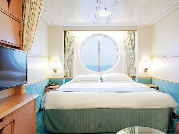 Foto camarote Adventure of the Seas  - Camarote exterior