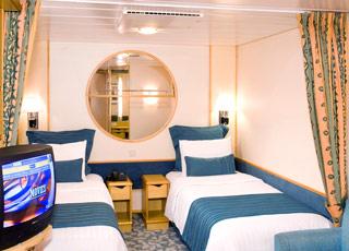 Foto camarote Adventure of the Seas  - Camarote interior