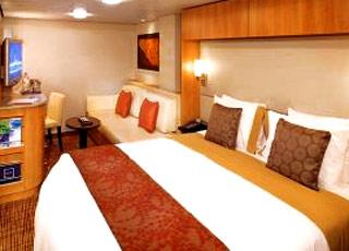 Foto camarote Celebrity Equinox  - Camarote interior