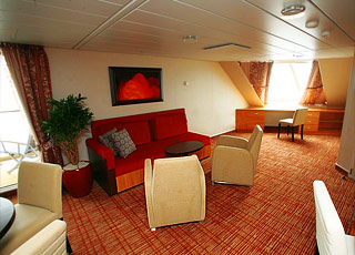 Foto camarote Celebrity Reflection  - Camarote suite