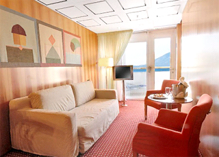 Foto camarote Costa Classica  - Camarote suite