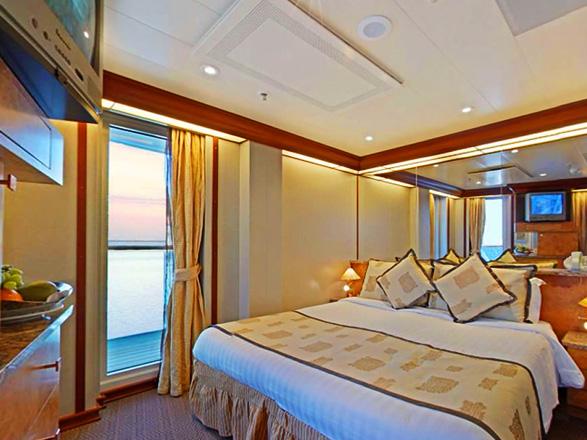 Foto camarote Costa Mediterranea  - Camarote suite