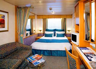 Foto camarote Enchantment of the Seas  - Camarote exterior