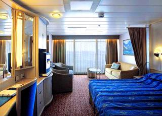 Foto camarote Enchantment of the Seas  - Camarote suite
