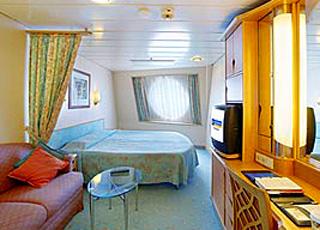 Foto camarote Explorer of the Seas  - Camarote exterior
