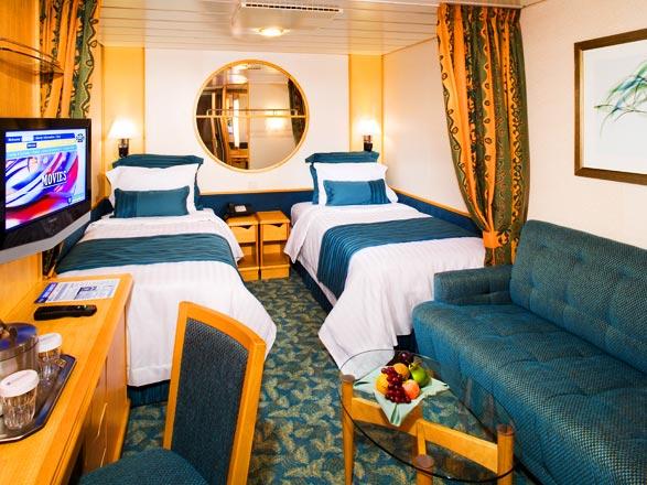 Foto camarote Independence of the seas  - Camarote interior