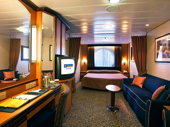 Foto camarote Jewel of the Seas  - Camarote exterior