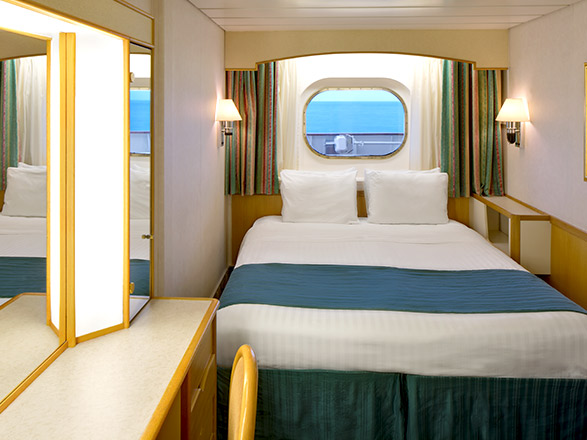 Foto camarote Majesty of the Seas  - Camarote exterior