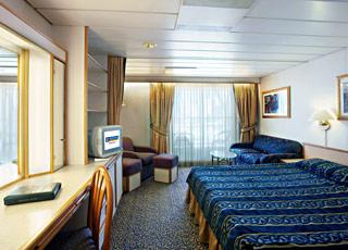 Foto camarote Majesty of the Seas  - Camarote suite