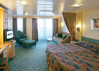 Foto camarote Mariner of the seas  - Camarote suite