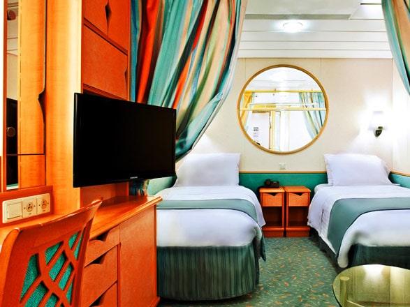Foto camarote Navigator of the Seas  - Camarote interior