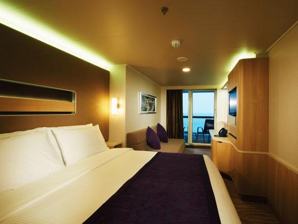 Foto camarote Norwegian Getaway  - Camarote suite