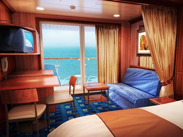 Foto camarote Norwegian Star  - Camarote suite