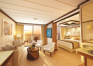 Foto camarote Regal Princess  - Camarote suite