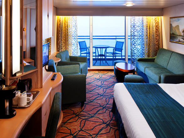 Foto camarote Rhapsody of the Seas  - Camarote suite