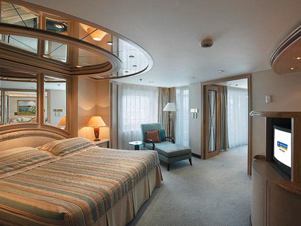 Foto camarote Vision of the Seas  - Camarote suite