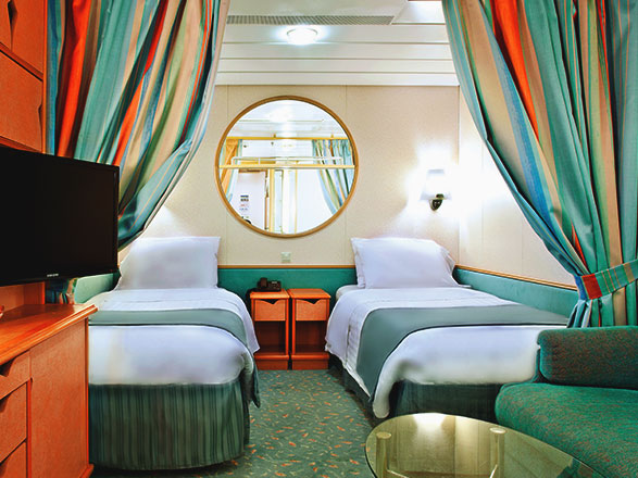 Foto camarote Voyager of the Seas  - Camarote interior