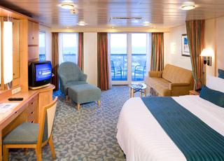 Foto camarote Voyager of the Seas  - Camarote suite