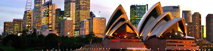 Crucero Australia