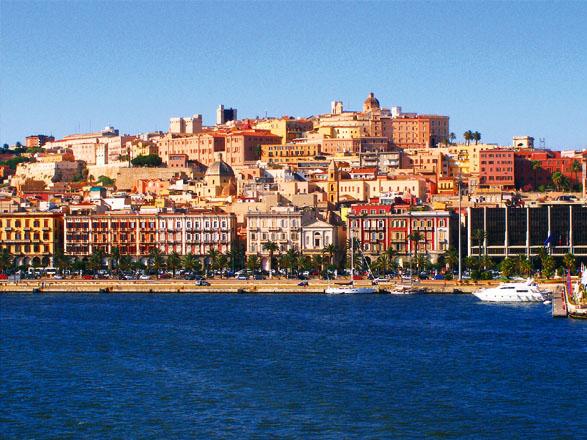 Crucero Cagliari(Italia)