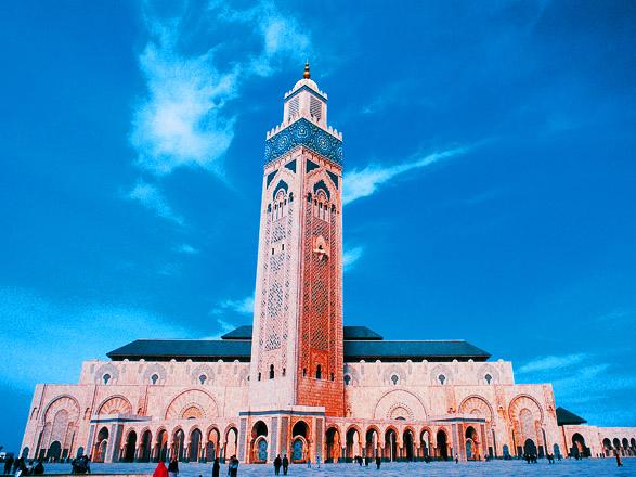 Crucero Casablanca(Marruecos)
