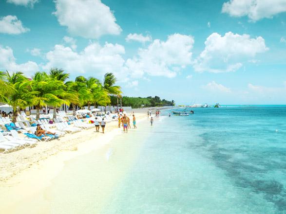 Caribe mágico: México, Belice, Honduras, Islas Caimán