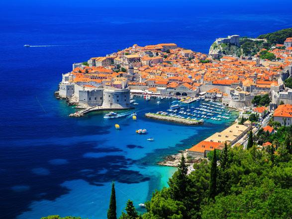 Grecia, Croacia, Italia y Francia