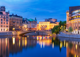 Capitales Bálticas...