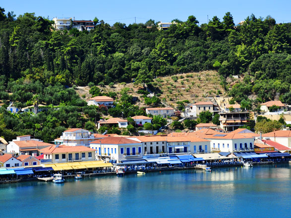 Crucero Katakolon(Grecia)