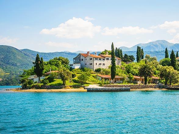 Crucero Kotor(Montenegro)