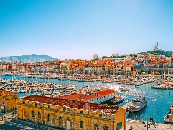España, Francia, Italia, Islas Baleares