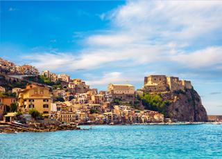 Crucero Mesina(Italia)