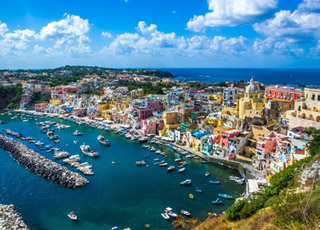 Crucero Nápoles(Italia)